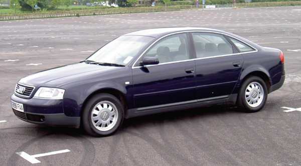 1997 Audi A6 Overview Cargurus