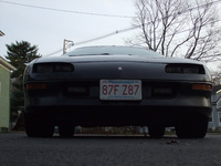 Picture of 1997 Chevrolet Camaro, exterior