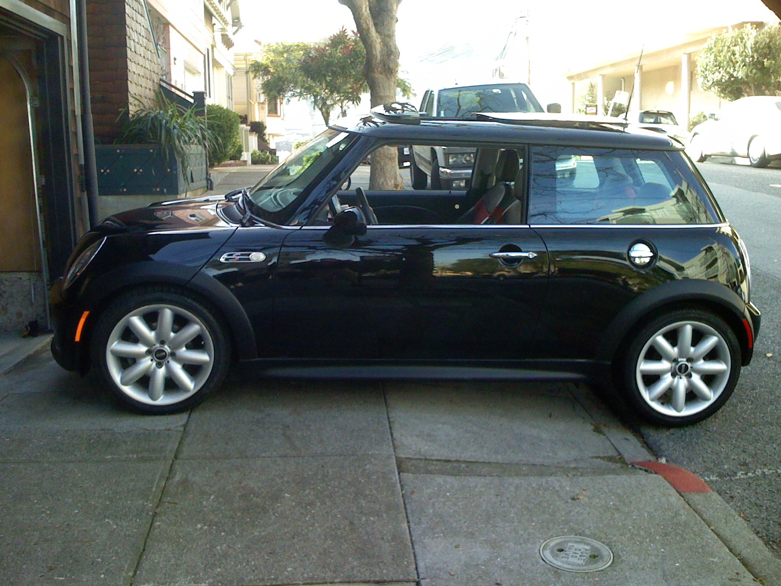 2005 mini cooper exterior pictures cargurus. Black Bedroom Furniture Sets. Home Design Ideas