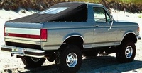 1989 Ford Bronco picture, exterior