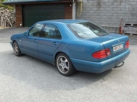 Picture of 1997 Mercedes-Benz E-Class E300D Diesel, exterior