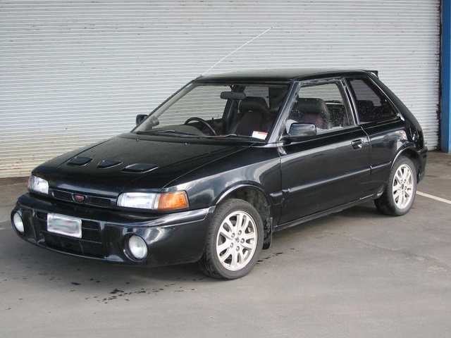 Picture of 1992 Mazda Familia, exterior, gallery_worthy