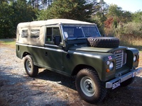 1976 Land Rover Series III picture, exterior