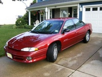 1997 Dodge Intrepid 4 Dr ES Sedan picture, exterior