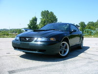 Picture of 2001 Ford Mustang Bullitt GT Coupe RWD, exterior, gallery_worthy