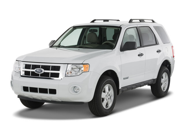 2008 Ford Escape Limited picture, exterior
