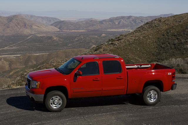 Picture of 2009 GMC Sierra 2500HD