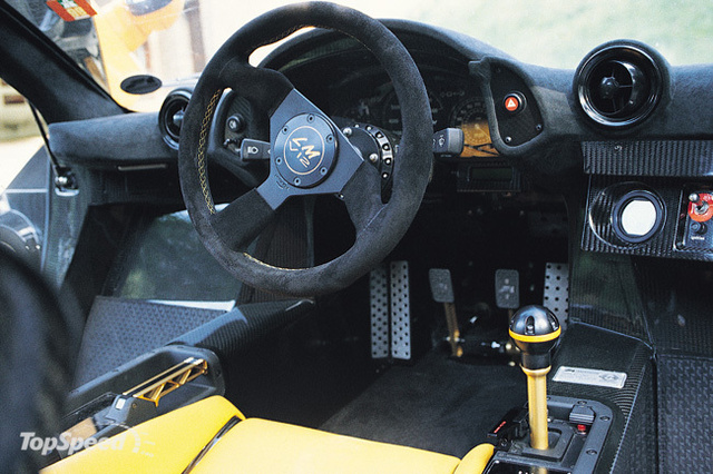Picture Of 1995 McLaren F1 LM, Interior, Gallery_worthy