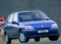 Picture of 1996 Renault Clio, exterior, gallery_worthy