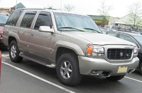 Picture of 1999 Cadillac Escalade, exterior