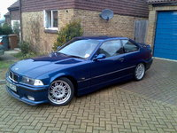 Picture of 1995 BMW M3 Coupe RWD, exterior, gallery_worthy