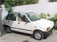 Picture of 1995 Suzuki Esteem, exterior