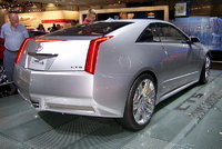 2011 Cadillac CTS Coupe Overview