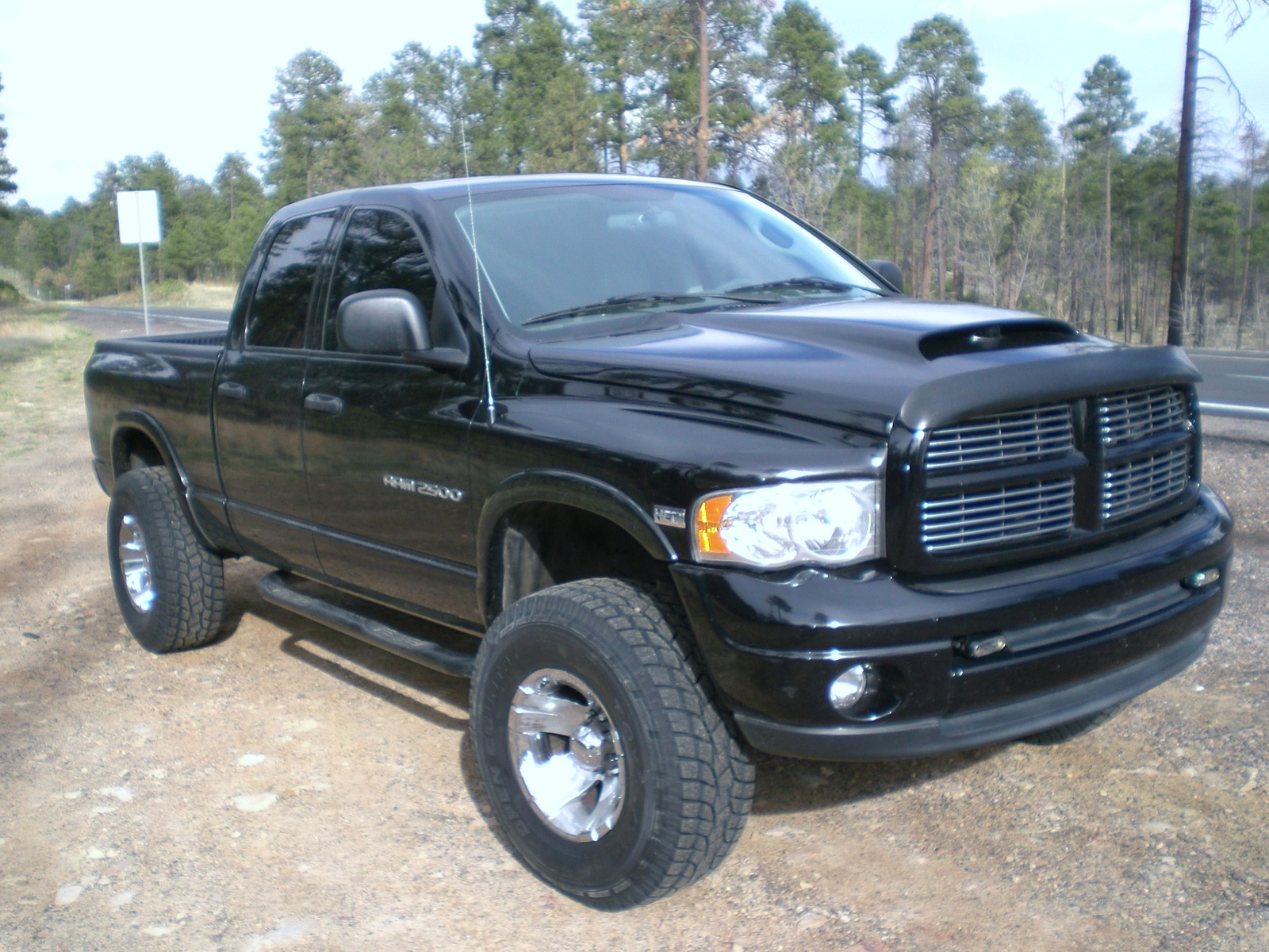Picture of 2003 Dodge Ram Pickup 2500 Laramie Quad Cab SB 4WD
