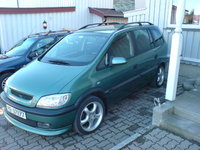 Picture of 2000 Opel Zafira, exterior