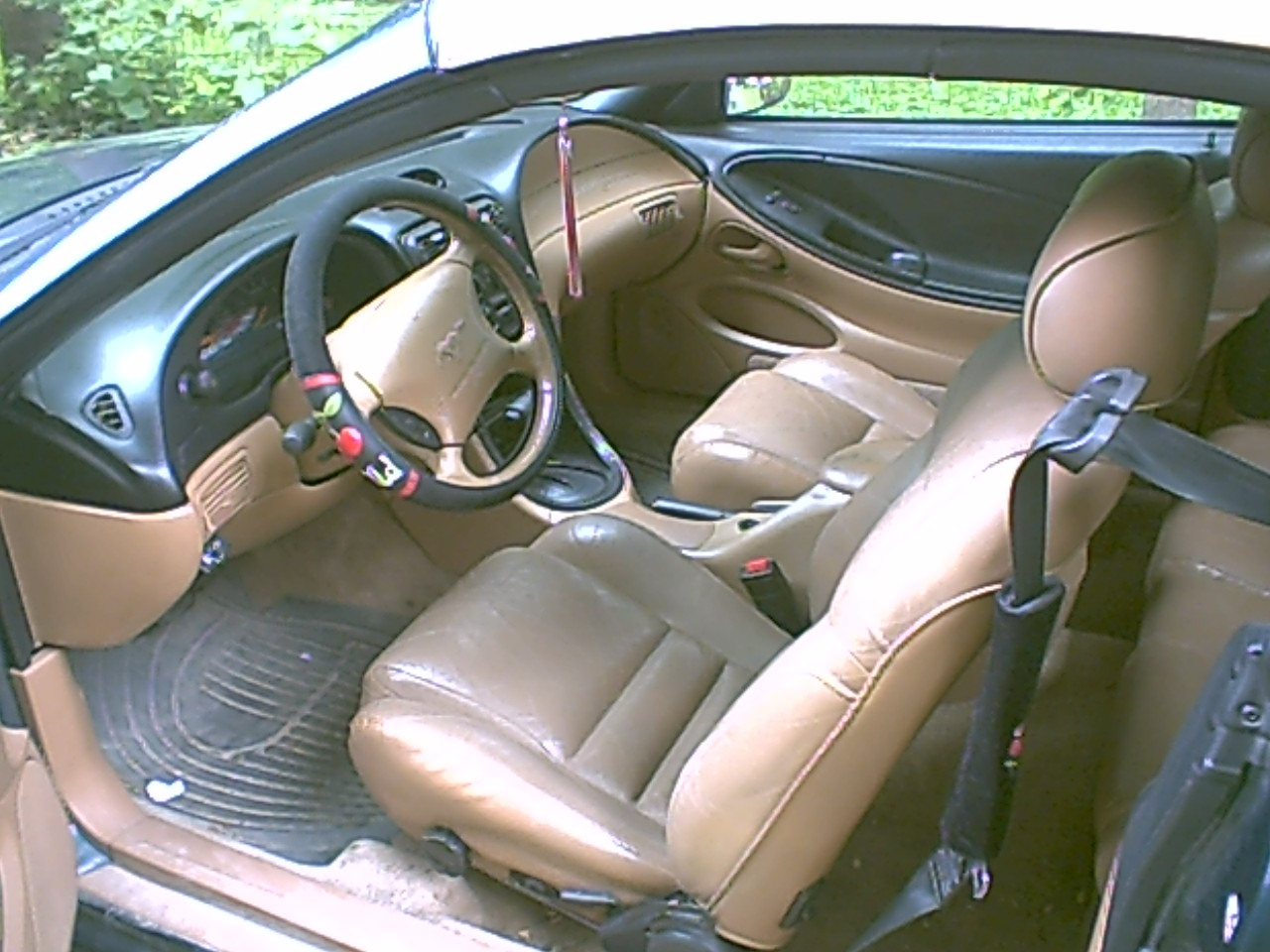 1996 Ford Mustang Interior Pictures Cargurus