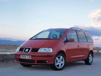 2001 Seat Alhambra Overview