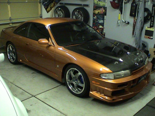 Picture of 1998 Nissan 240SX