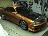 1998 Nissan 240SX Overview