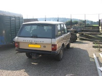 1992 Land Rover Range Rover Overview