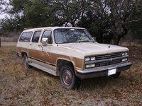 Picture of 1990 Chevrolet Suburban R2500, exterior
