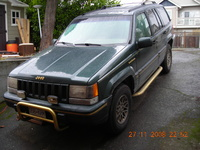 1993 Jeep Grand Cherokee Limited 4WD, 1993 Jeep Grand Cherokee 4 Dr Limited 4WD SUV picture, exterior