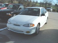 Picture of 1998 Hyundai Accent 2 Dr L Hatchback, exterior, gallery_worthy