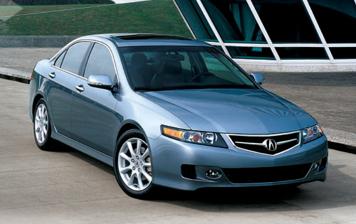2006 Acura TSX 6-spd picture