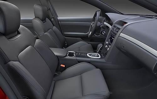 2009 Pontiac G8 - Interior Pictures - CarGurus