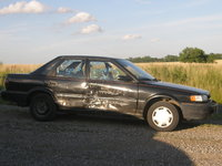 Picture of 1991 Geo Prizm 4 Dr STD Sedan, exterior