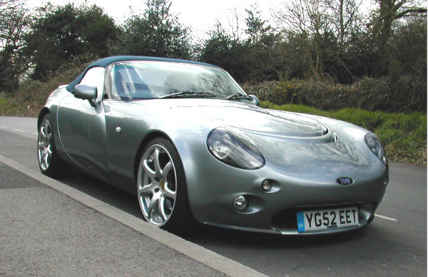 Picture of 2005 TVR Tamora