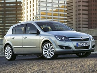 2006 Opel Astra Picture Gallery