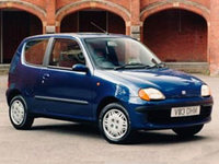 2007 Fiat Seicento Overview