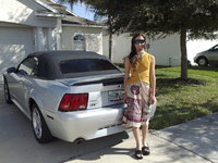 Picture of 1999 Ford Mustang GT 35th Anniversary Limited Edition Convertible RWD, exterior, gallery_worthy