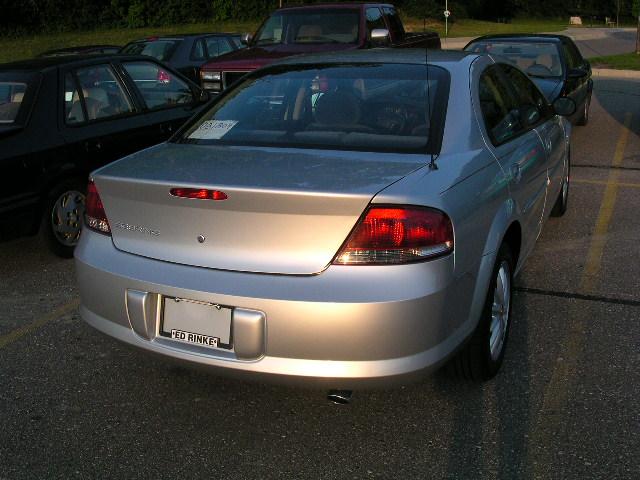 Chrysler Sebring Lx Pic on 1999 Chrysler Sebring Convertible Fuel Filter