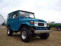 1977 Toyota FJ40 Overview