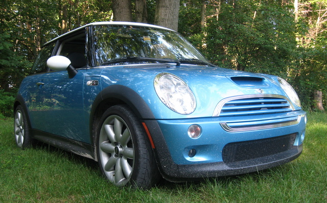 Picture of 2002 MINI Cooper S