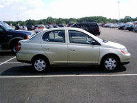 2001 Toyota ECHO Overview