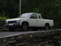 1990 Nissan King Cab Picture Gallery