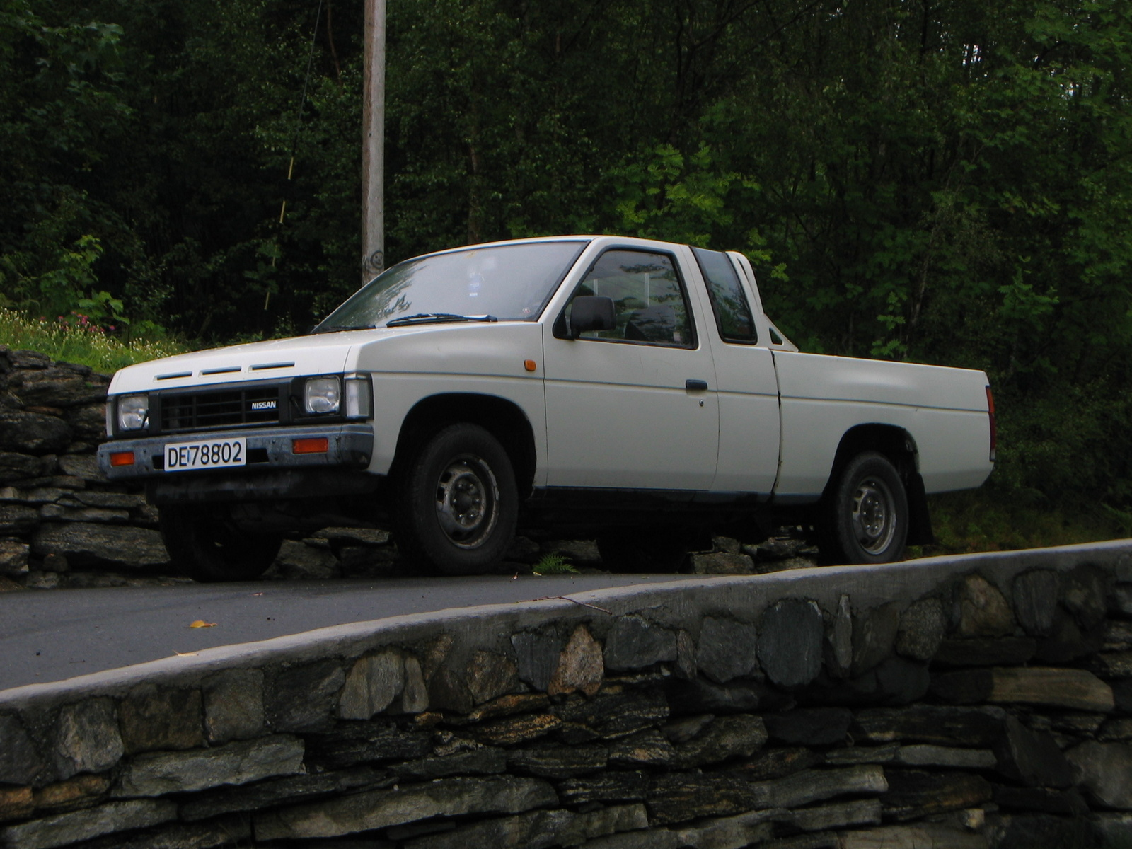Picture of 1990 Nissan King Cab