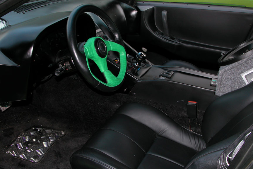 1986 Pontiac Fiero Interior. 1984 Pontiac Fiero Base