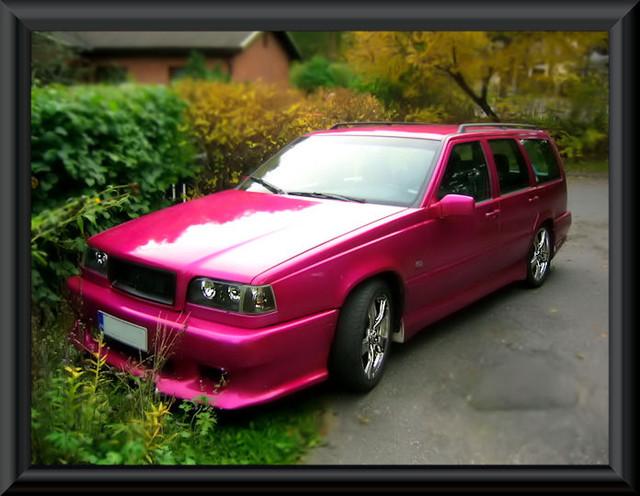 Volvo 850. 1995 Volvo 850 4 Dr Turbo