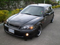 Picture of 1997 Honda Civic CX Hatchback, exterior, gallery_worthy