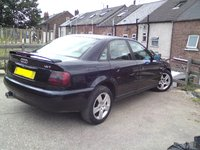 Picture of 1996 Audi A4, exterior