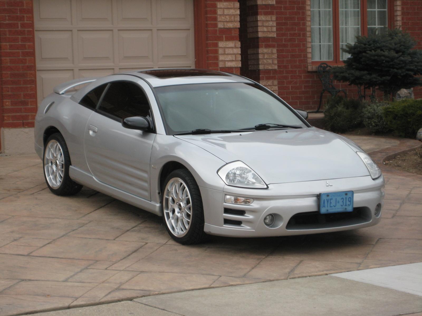2003 Mitsubishi Eclipse Gts >> 2003 Mitsubishi Eclipse - Pictures - CarGurus