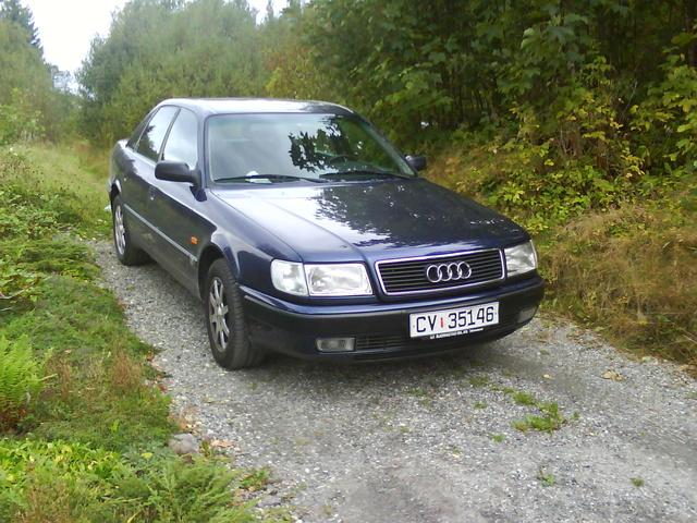 1993 Audi 100