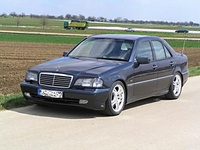 1996 Mercedes-Benz C-Class C220, 1996 Mercedes-Benz C220 picture, exterior