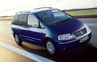 2001 Volkswagen Sharan Overview