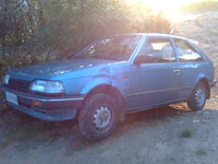 Picture of 1989 Mazda 323, exterior, gallery_worthy