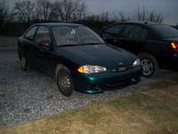 Picture of 1998 Hyundai Accent, exterior